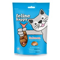 Feline Happy Gourmet Cat Treats (Salmon) big image