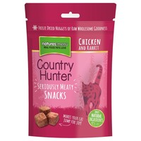 Natures Menu Country Hunter Snacks for Cats 40g (Chicken and Rabbit) big image