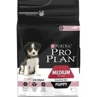 Purina Pro Plan OptiDerma Sensitive Skin Puppy Food (Salmon) big image