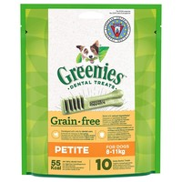 Greenies Grain Free Daily Dental Treats for Petite Dogs big image