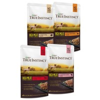 True Instinct High Meat Fillets Small Breed Dog Food (Multipack) big image