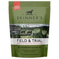 Skinners Field & Trial Hand Baked Dog Treats (Dental & Digestive) 90g big image