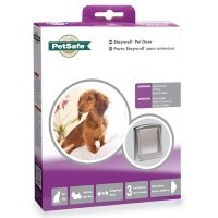 Staywell Petsafe Original Small Pet Door 737 Silver big image