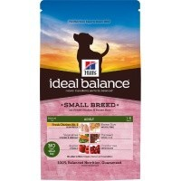 Hills Ideal Balance Small Breed Adult Dog Food 2kg (Chicken & Rice) big image