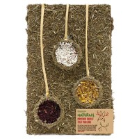Rosewood Naturals Christmas Baubles Treat Challenge for Small Animals big image