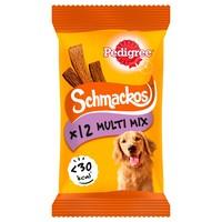 Pedigree Schmackos Dog Treats Multi Mix (12 Pack) big image