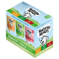 Barking Heads Adult Wet Dog Food Pouches (Variety Pack) big image