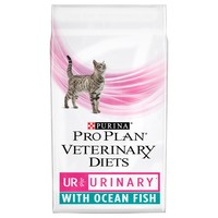 Purina Pro Plan Veterinary Diets UR St/Ox Urinary Dry Cat Food 5kg (Ocean Fish) big image