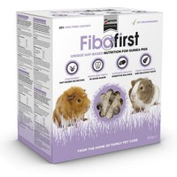 Fibafirst Monoforage Feed for Guinea Pigs - 350g big image