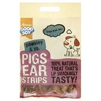 Good Boy Pawsley & Co Pigs Ear Strips big image