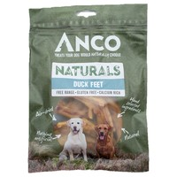 Anco Naturals Duck Feet 100g big image
