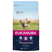 Eukanuba Thriving Mature Toy Breed Dog Food (Chicken) 2kg big image