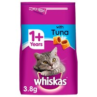 Whiskas 1+ Complete Dry Cat Food (Tuna) big image