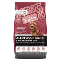 Burns Alert Assistance Dog Food (Chicken and Brown Rice) big image