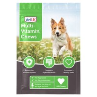 VetUK Multi-Vitamin Chews for Dogs (60 Chews) big image