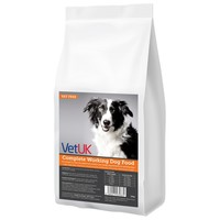 VetUK Complete Working Dog Food 15kg big image