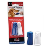Smart Finger Toothbrushes for Dogs & Puppies big image