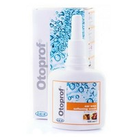 Otoprof Ear Wax Softening Wash 50ml big image