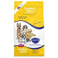 Alpha Original Extra Premium Muesli Dry Dog Food 15kg big image