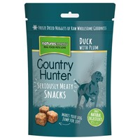 Natures Menu Country Hunter Snacks for Dogs 50g (Duck with Plum) big image