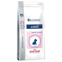Royal Canin Vet Care Nutrition Neutered Dry Food for Medium Junior Dogs 4kg big image
