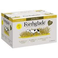 Forthglade Complete Meal Grain Free Dog Food (Variety Pack) big image