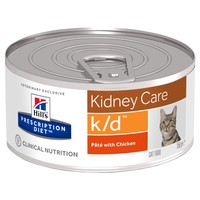 Hills Prescription Diet KD Tins for Cats big image