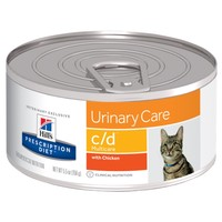 Hills Prescription Diet CD Tins for Cats big image