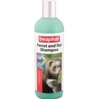 Beaphar Ferret and Rat Shampoo big image