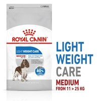 Royal Canin Medium Light Weight Care Dry Dog Food big image