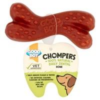 Good Boy Chompers Dental Bone big image