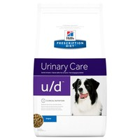 Hills Prescription Diet UD Dry Food for Dogs big image
