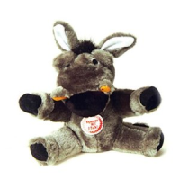 Chatterbox Donkey Dog Toy big image