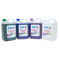 Safe4 Disinfectant Concentrate 5 Litre big image