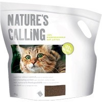 Natures Calling Cat Litter big image