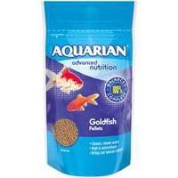 Aquarian Goldfish Pellets 284g big image