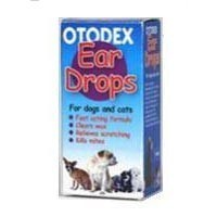 Otodex Ear Drops for Cats Dogs big image