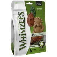 Whimzees Hedgehog Dog Chews (Resealable Pack) big image