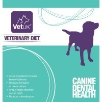 VetUK Veterinary Diet Canine Dental Health big image