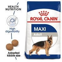 Royal Canin Maxi Adult Dry Dog Food 15kg big image