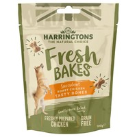 Harringtons Fresh Bakes Succulent Roast Chicken Tasty Bones 100g big image
