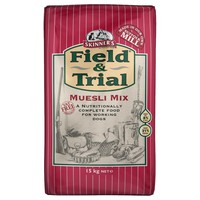 Skinners Field and Trial Muesli Mix Dog Food 15Kg big image