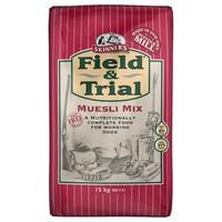 Skinners Field and Trial Muesli Mix Dog Food 15Kg big image