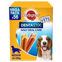 Pedigree Dentastix Daily Dental Chew (Medium Dog) big image