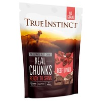 True Instinct Freeze Dried Real Chunks (Beef Liver) 200g big image