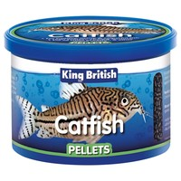 King British Catfish Pellets 200g big image