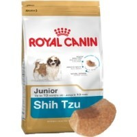 Royal Canin Shih Tzu Junior 1.5kg big image