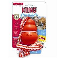 Kong Aqua Floating Dog Toy big image