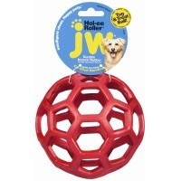 JW Hol-ee Roller Dog Toy big image