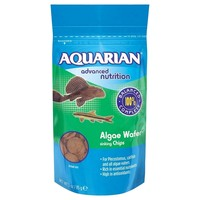 Aquarian Algae Wafer Pellet Food big image